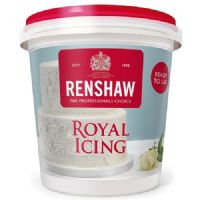Renshaw Royal icing - 400 gr