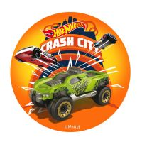 Hot Wheels kagebillede -  Crash city