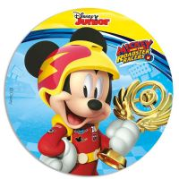 Kage print med Mickey Mouse - 16cm