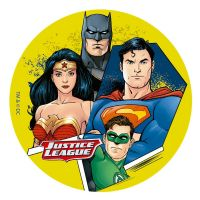 Justice League kage print - Superman, batman m.fl.