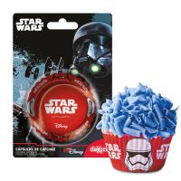 Muffins papirforme med Star Wars