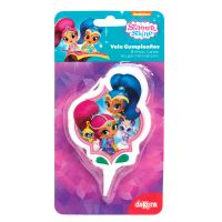 Avengers kage lys med shimmer and shine