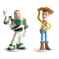 Toy story figurer - Buzz og Woody