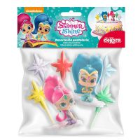 Shimmer and Shine kagesæt - 7 dele