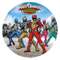 Power rangers kage print