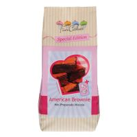 American brownie  mix - 500g - Funcake