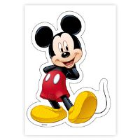 Mickey Mouse kage print