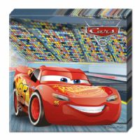 Cars 3 servietter - 20 stk