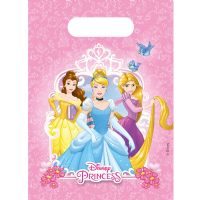Disney Heart strong prinsesser poser - 6 stk