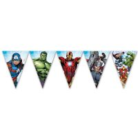Mighty Avengers banner - 3 m