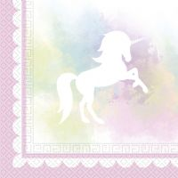 Believe in Unicorn servietter - 20 stk