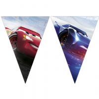 Cars - lynet mcqueen - the legend banner - 9 flag