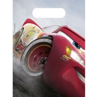 Cars - Lynet McQueen - the legend poser - 6 stk