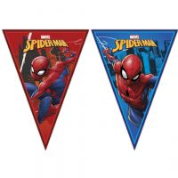 Spiderman banner -Team up - 9 flag