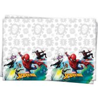 Spiderman plastikdug - Spiderman team up