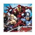 Mighty Avengers servietter - 20 stk